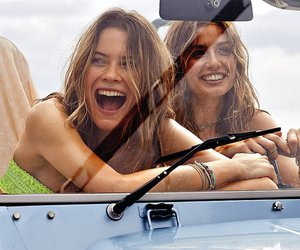 friends, Behati Prinsloo, and model image