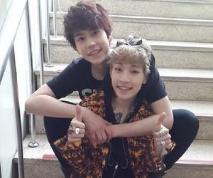 henry, super junior, and kyuhyun image
