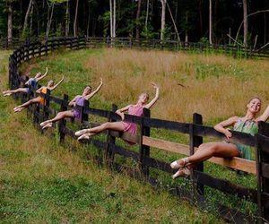 ballet, ballerina, and girl image