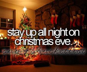 christmas, family, and night image