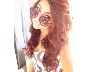 hair, pretty, and andrea russett image
