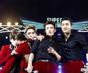 donghae, super junior, and kangin image