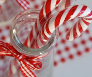 candy canes and christmas image