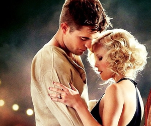 robert pattinson, Reese Witherspoon, and water for elephants image