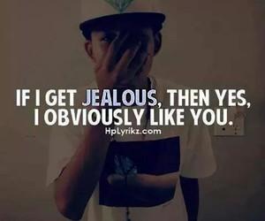 boy, jealous, and like image