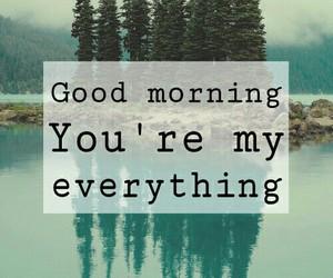 bae, couple, and good morning image