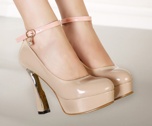 booties, shoes, and heels image
