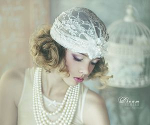 beautiful and pearls image