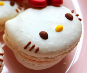 hello kitty, food, and sweet image