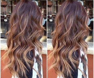 hair, cute, and brown image