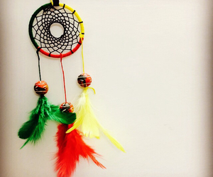 bob marley, dreamcatcher, and dreams image