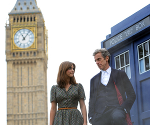 doctor who, london, and jenna coleman image