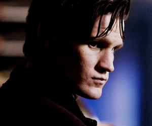 matt smith, doctor who, and eleventh doctor image