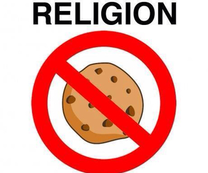 Cookies, gay, and religion image