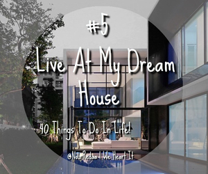 5, Dream, and dream house image