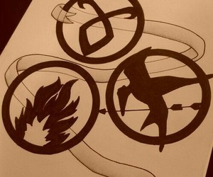 divergent, the mortal instruments, and the hunger games image