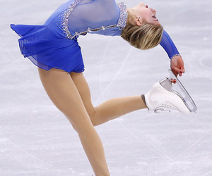 sport, us, and figure skater image