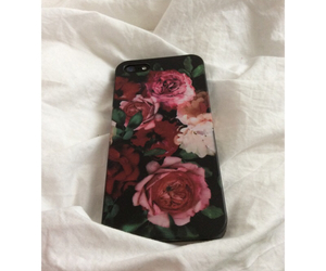 roses, phone case, and iphone 5 image