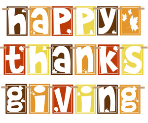 thanksgiving and happy thanksgiving image