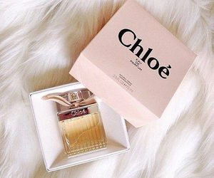 chloe, perfume, and luxury image