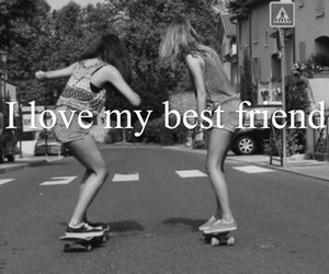 awesome, besties, and bff image