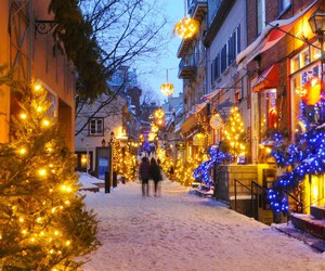 beautiful, canada, and candles image