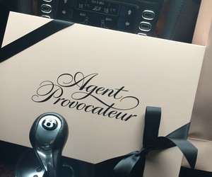 agent provocateur and luxury image