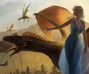 anime, books, and game of thrones image