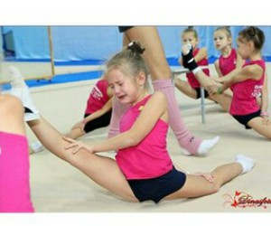 gymnastics, deporte, and ritmica image