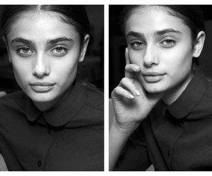 Taylor Marie Hill - Backstage at Paul Smith, Spring/Summer 2015 RTW | via Tumblr