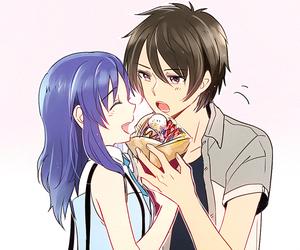 anime, cute, and nagi no asukara image