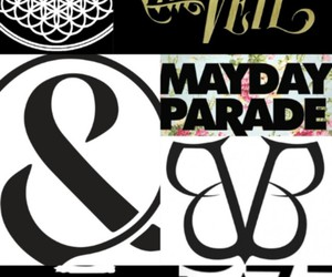 bands, bring me the horizon, and fall out boy image