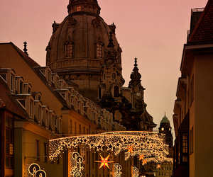 germany, dresden, and christmas image