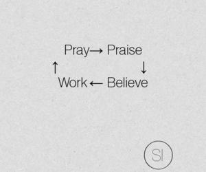 faith, jesus, and trust image