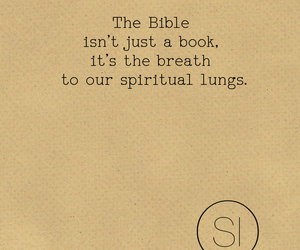 bible, book, and breath image