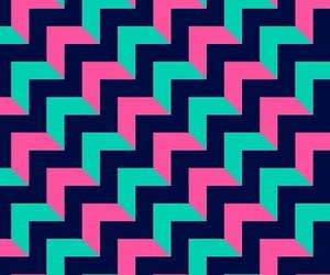 cool, pink, and tribal image