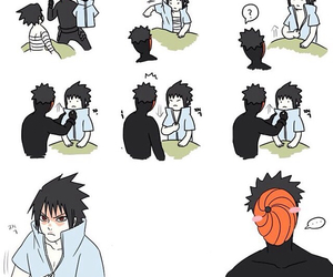 lol, obito, and naruto image