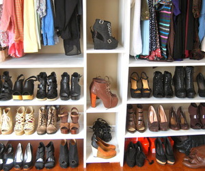 shoes and clothes image