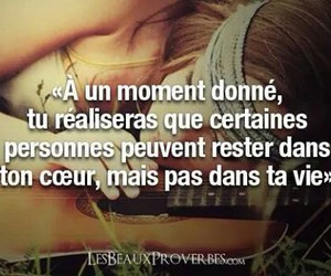 aimer, proverbe, and citation d'amour image