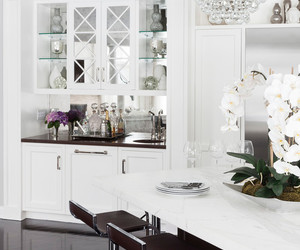 glam, home, and interior image