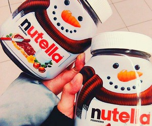 christmas and nutella image