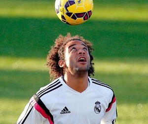 real madrid, marcelo, and love image