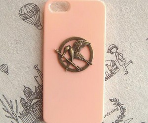mockingjay, case, and iphone image