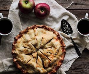 apple, pie, and Apple Pie image