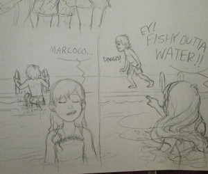 fun, pool, and gravity falls image