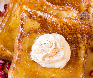 breakfast, french toast, and delicious image