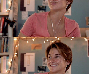 Shailene Woodley, the fault in our stars, and hazel grace lancaster image