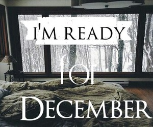december, christmas, and ready image