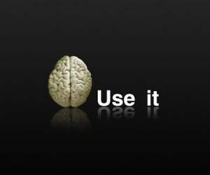 brain, use it, and use image