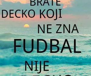 football, boy, and brate image